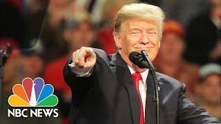 President Donald Trump Signs Major NASA Initiative (Full) | NBC News