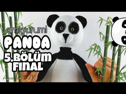 Oyuncak örgü ayı yapımı - YouTube   360x480