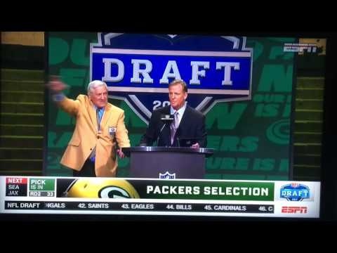 2017 NFL Draft- CB Kevin King Selected By The Green Bay Packers