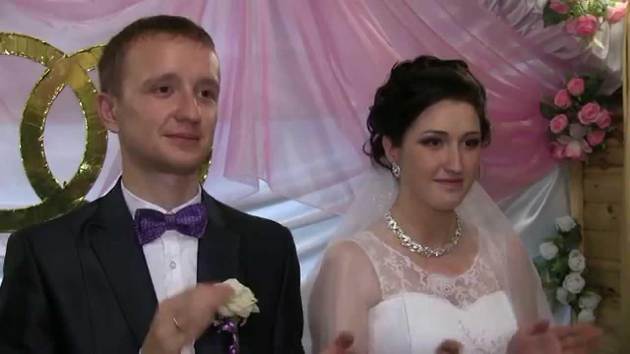 Поздравление мамы на свадьбе дочери видео