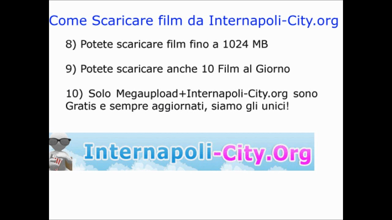film gratis con internapoli city
