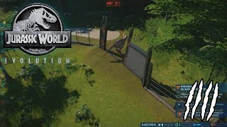 Jurassic World Evolution #004 Moment das war Falsch