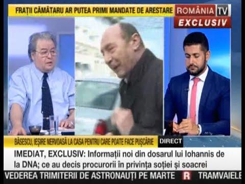 RomaniaTV, 29 August 2015, inregistrare emisiune Romania TeVede