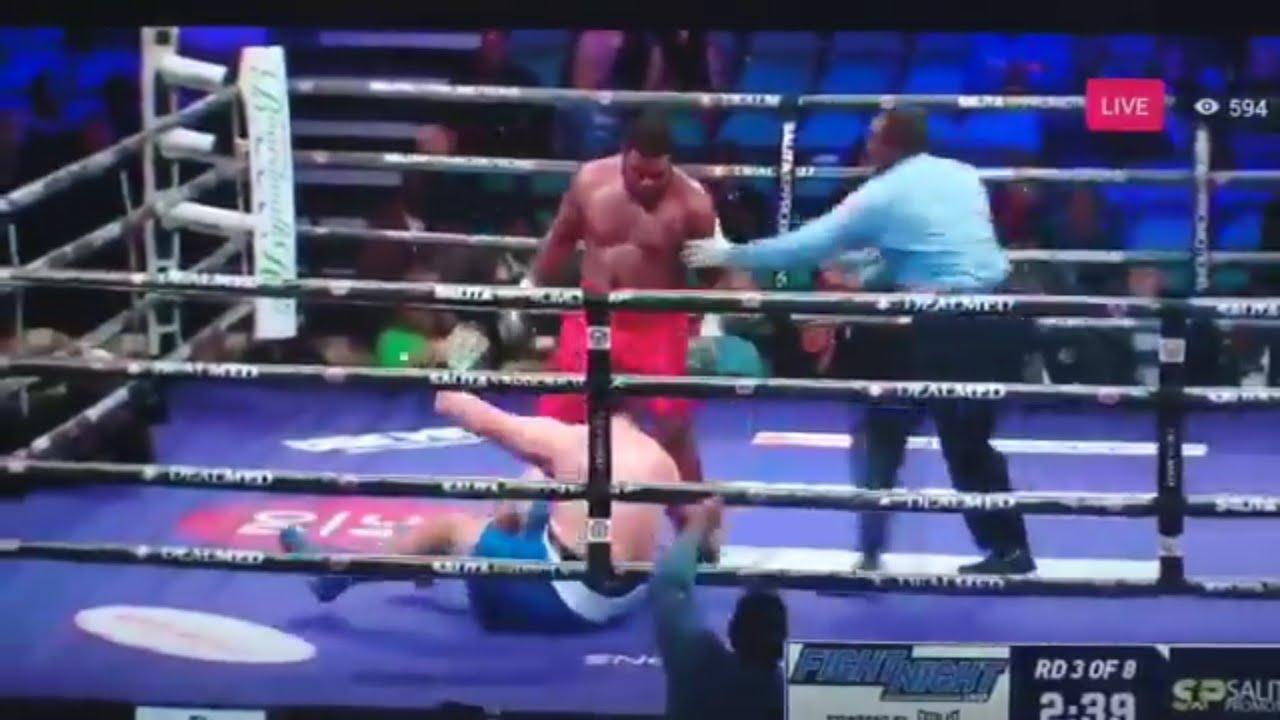 Download SAMUEL PETER VS MARIO HEREDIA FULL FIGHT REVIEW; THE NIGERIAN NIGHTMARE BEATEN BY MARIO!!!