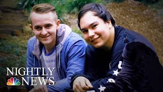 Best Friends Tackle Bucket List After Cancer Diagnosis | NBC Nightly News