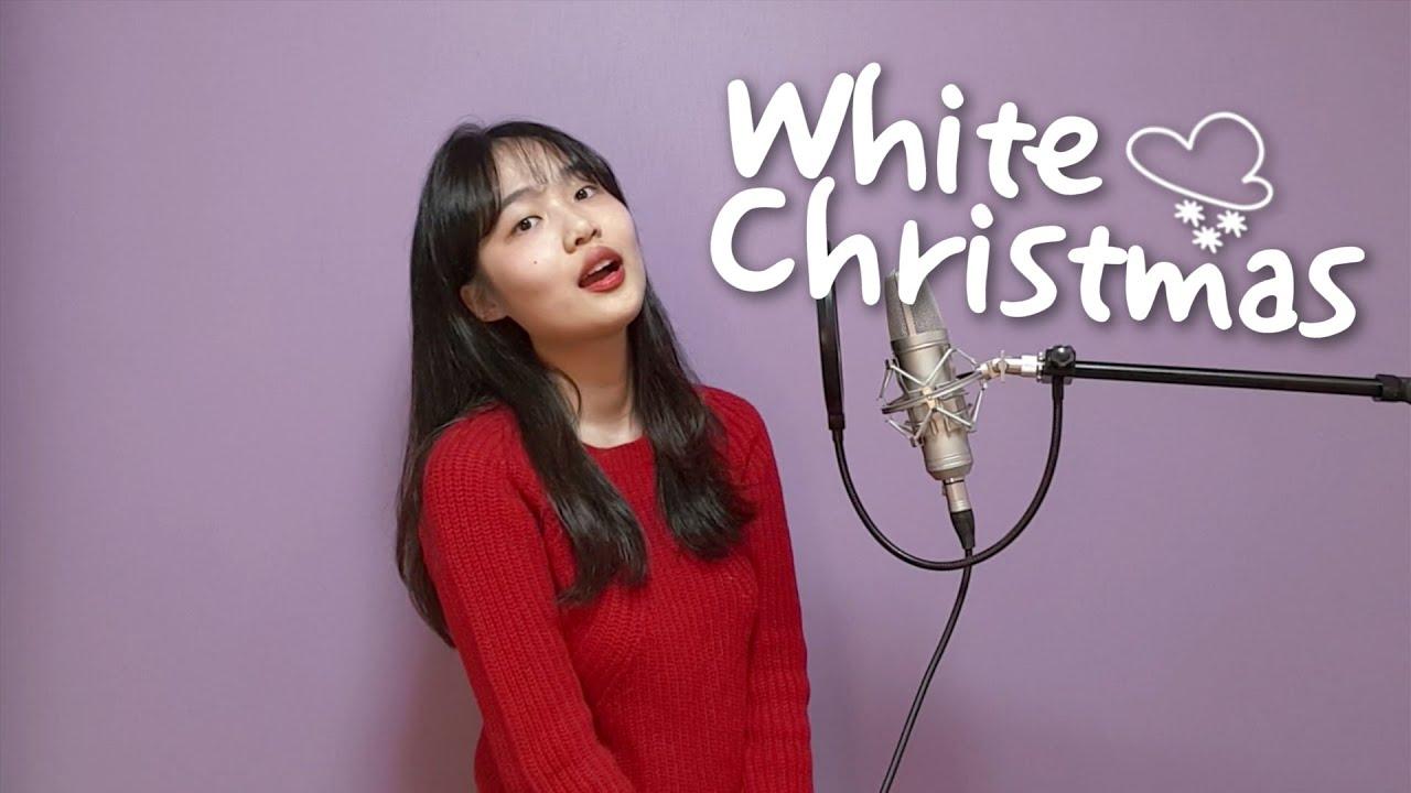 이걸 듣는 당신의 모든 날들이 밝고 즐겁기를🌙 White Christmas COVER !⭐