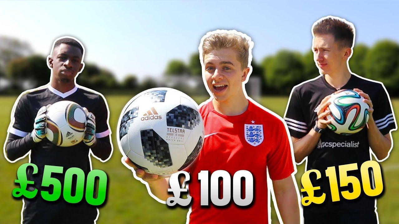 £500 Jabulani Vs. £150 Brazuca Vs. £100 Telstar   The BEST World Cup Ball?