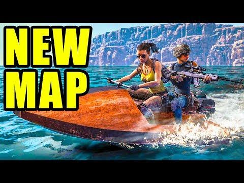 NEW Map & Guns! ⚠️ Playerunknown's Battlegrounds New UPDATE Test Server Gameplay thumbnail