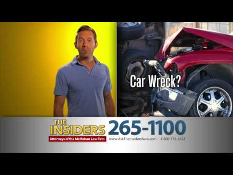 Knoxville Car Accident Attorneys | Wreck to Check #2 | The McMahan Law Firm