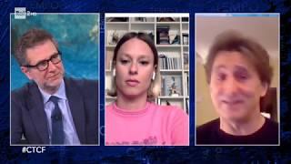Coronavirus e Olimpiadi: Federica Pellegrini e Alex Zanardi - Che tempo che fa 29/03/2020