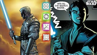 What the Jedi Order did With Those who FAILED the Jedi Trials - Star Wars Explained thumbnail