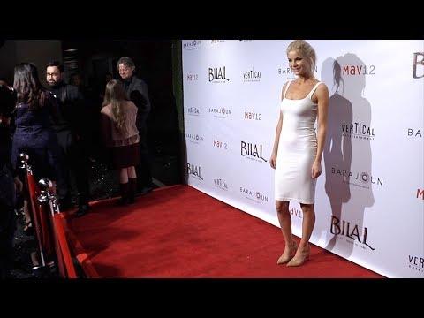 Anita Briem 'BILAL: A New Breed of Hero' Los Angeles Premiere