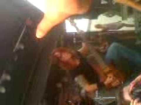 All That Remains- Chiron Rockstar Energy Mayhem Festival 2009 Denver Colorado