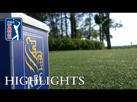 Two tied for the lead at RBC Heritage