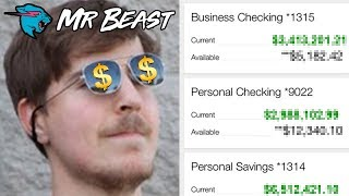 How Mr. Beast Gets All The Money He Gives Away