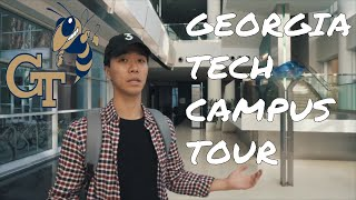 GEORGIA TECH CAMPUS TOUR