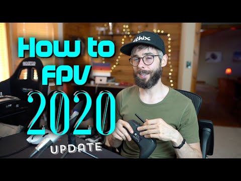Drone Controller + Simulator (How To FPV 2020) part 1
