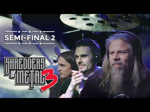 SHREDDERS OF METAL 3 | Episode 6: SEMI-FINAL #2 youTube Thumbnail