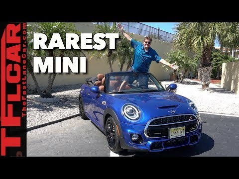 These Are The Three Words That Best Describe the 2019 MINI Cooper S Convertible!
