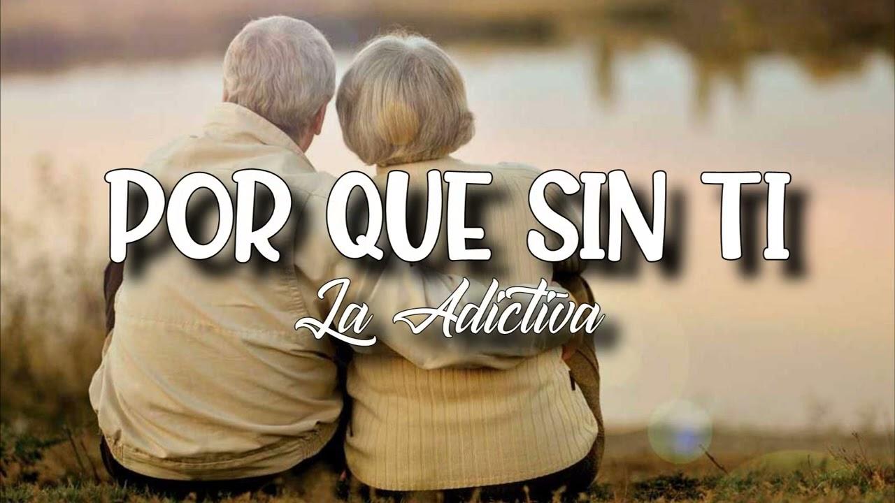 (LETRA) Por Que Sin Ti - La Adictiva (Video Lyrics)