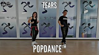 DA101 | TEARS | POPDANCE™ | CHOREOGRAPHY | DANCE WORKOUT