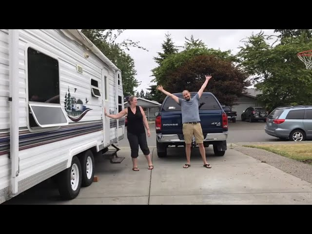 We sold our house and moved into an RV in 2018! Throwback Episode #2! ~Life off the deep end Ep 46