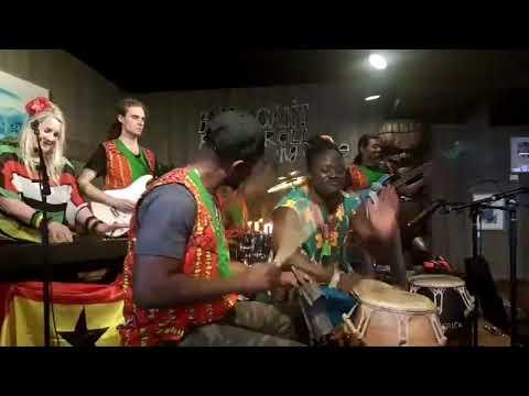 One Spirit Africa /live music at Bar 61 Torquay Melbourne Victoria Australia
