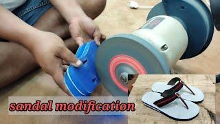 sandal modification-3