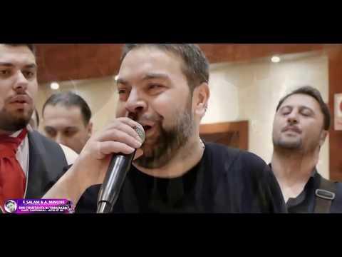 Florin Salam & Adrian Minune - Din Constanta in Timisoara 2017 Nunta Scandal ( By Yonutz Slm )