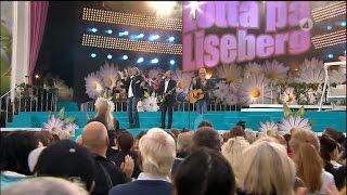 Tommy Nilsson, Patrik Isaksson och Uno Svenningsson - Hitmedley - Lotta på Liseberg (TV4)