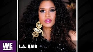 Photoshoot with Kali Hawk & D'andre Michael | L.A. Hair | Season 5