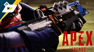 Flatline Guide on how to Improve Aim & Recoil Control on Apex Legends