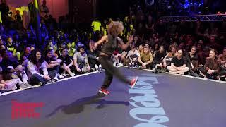 Glo vs Atazhan 1ST ROUND BATTLE House Dance Forever 2019