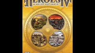 Floating Across Water - Heroes of Might and Magic IV