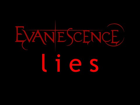 Download Youtube: Evanescence-Lies Lyrics (Origin)