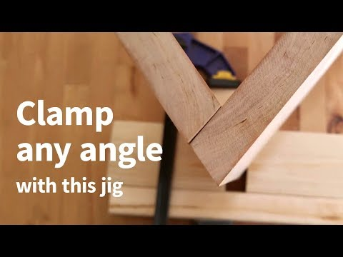Clamp any angle with this jig | How to