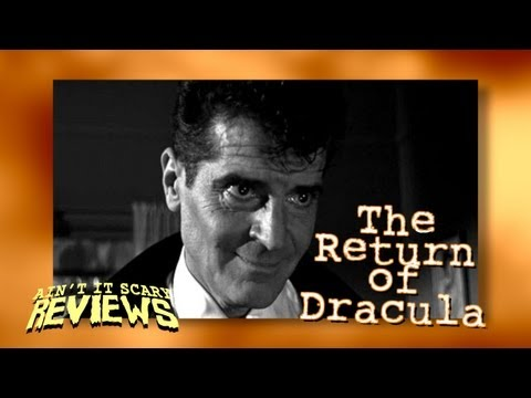 Ain't It Scary Reviews – The Return of Dracula Review