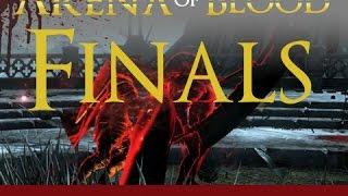 Dark Souls 3 - Arena of Blood Finals