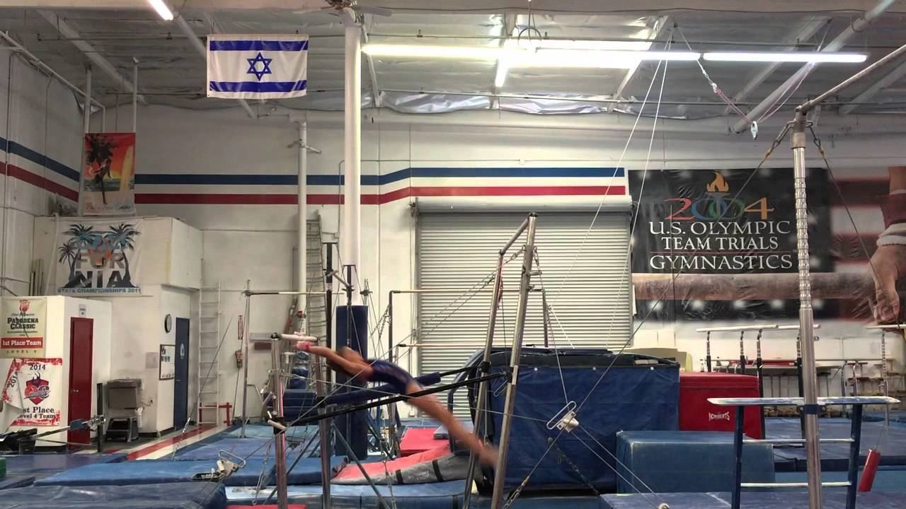 Taylor Jankovich level 9 bars - YouTube
