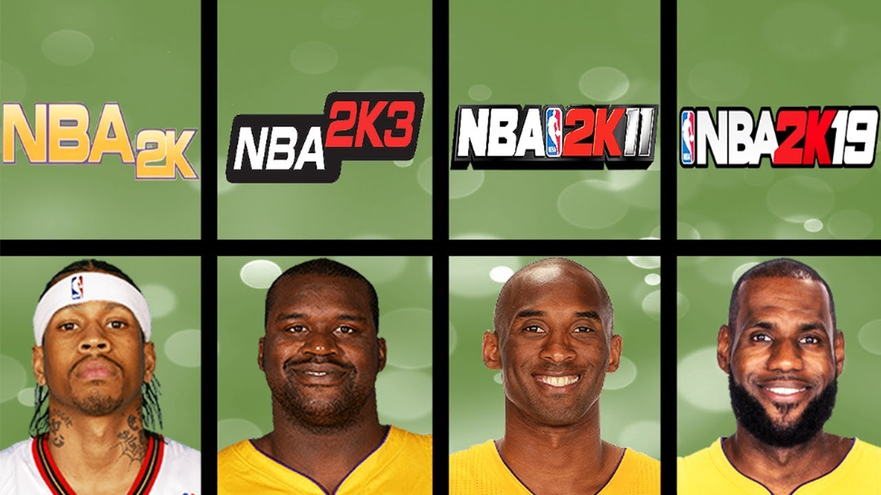 NBA 2K19: The 100 greatest basketball players of all time