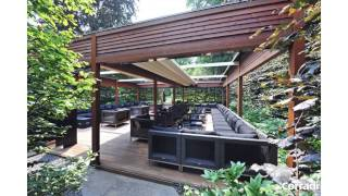Pergola Designs Upfront How To Build A Wood Pergola In A Few Simple Steps Homesthetics Inspiring Ide
