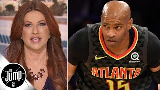 Vince Carter is 'half-man, all amazing' - Rachel Nichols | The Jump