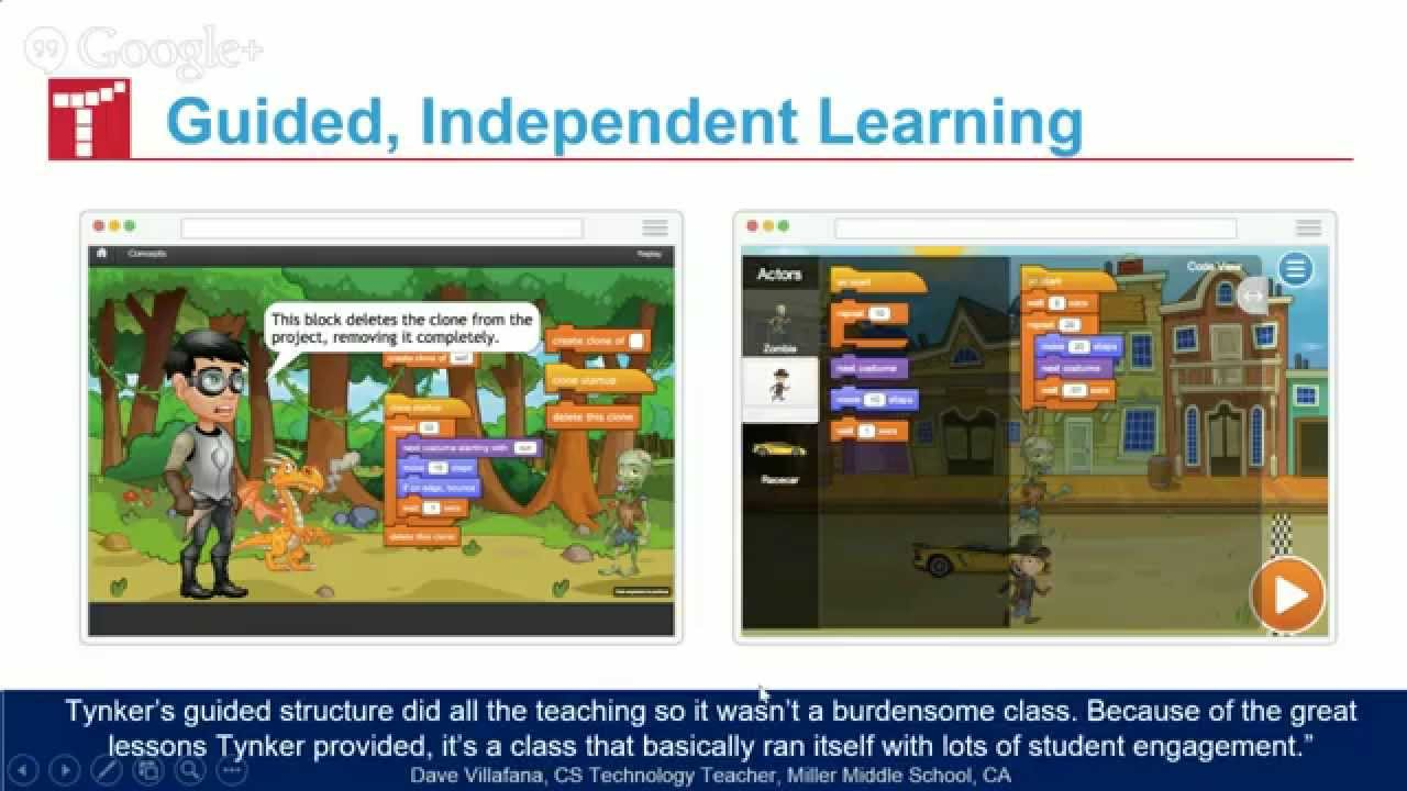 Use Game Design and Computer Programming to Support Math and Writing Standards