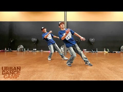 Scream - Usher / Hilty & Bosch Showcase Locking & Popping /