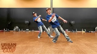 """Scream"" by Usher :: Hilty & Bosch (Locking & Popping Showcase) :: URBAN DANCE CAMP"