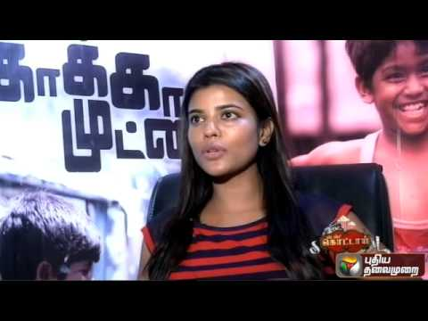 It was a lifetime risk: says Ishwarya Rajesh exclusive in Tent Kotta