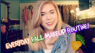 GIVEAWAY & Fall Makeup Routine 2014 // Makeupkatie95 Thumbnail