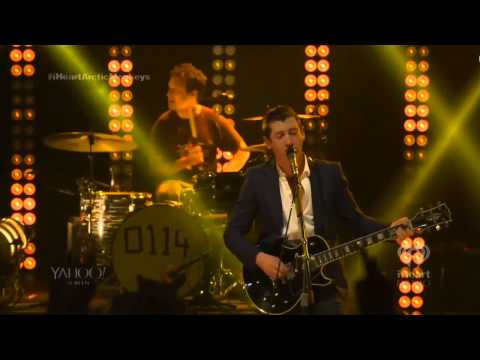 Arctic Monkeys - iHeartRadio - Crying Lightning