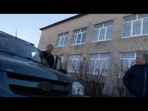 ДТП на территории школы №1 Белозерска