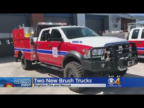 Firefighters Have New Tools To Help With Fire Season